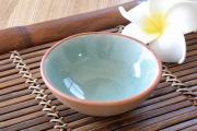 セラドン焼き豆皿